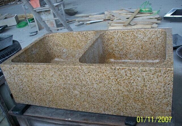 G682 wholesale kitchen granite vanitytop