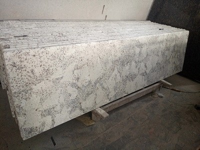 galaxy white granite countertops and vanity top