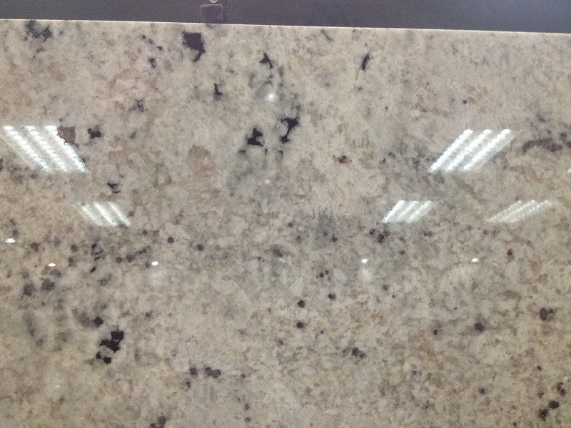 Hot Sale Polished Colonial White Granite Slabs