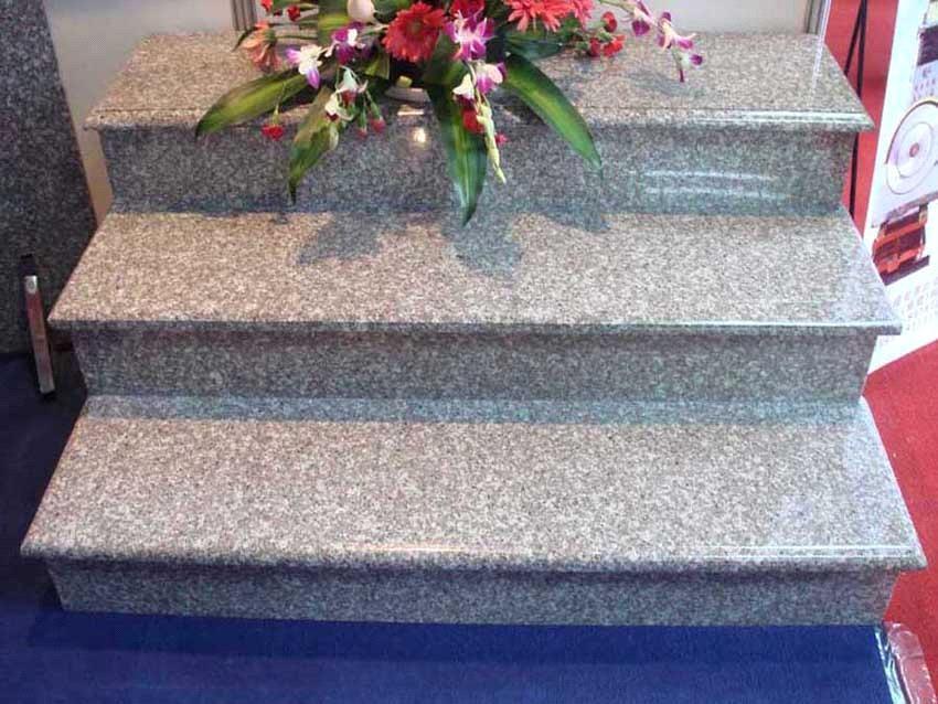 Pink Granite Red Granite Slabs 5cm G664 Stone