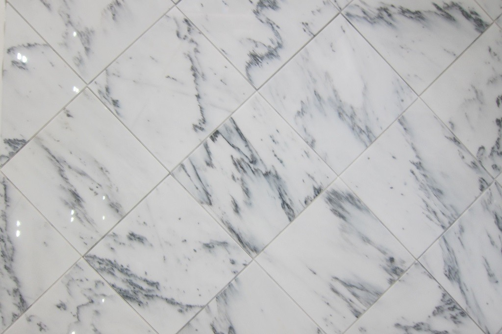 Starry White Chinese White marble flooring tile