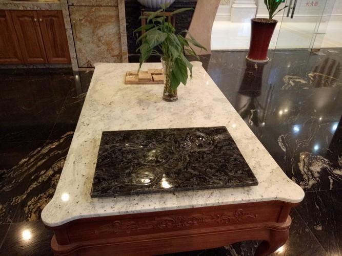 andromeda white granite  for interior&exterior