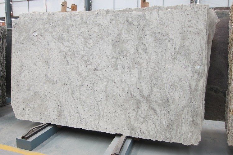 andromeda white granite slabs, granite countertops