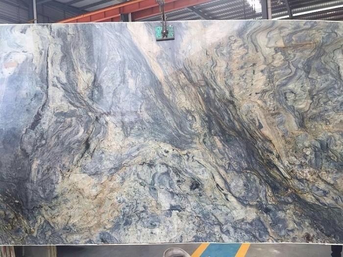 Paver Tile brazil blue fusion natural quartzite slabs