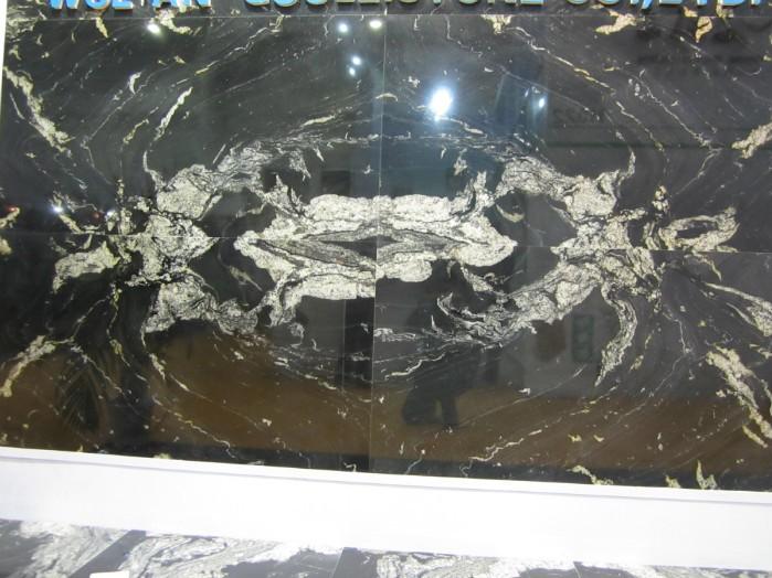 nero fantasy,China cosmos black granite slabs