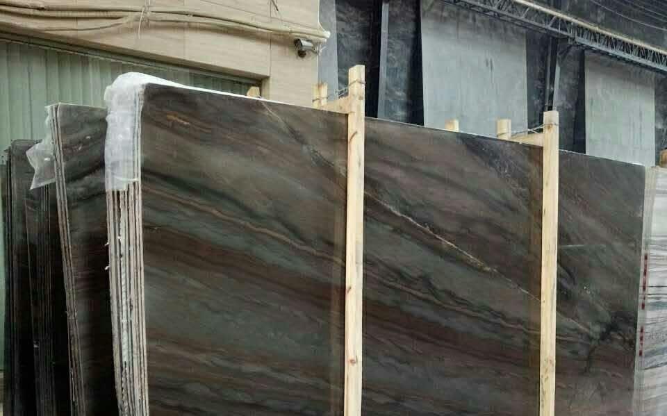 Elegant Brown quartzite for building materia