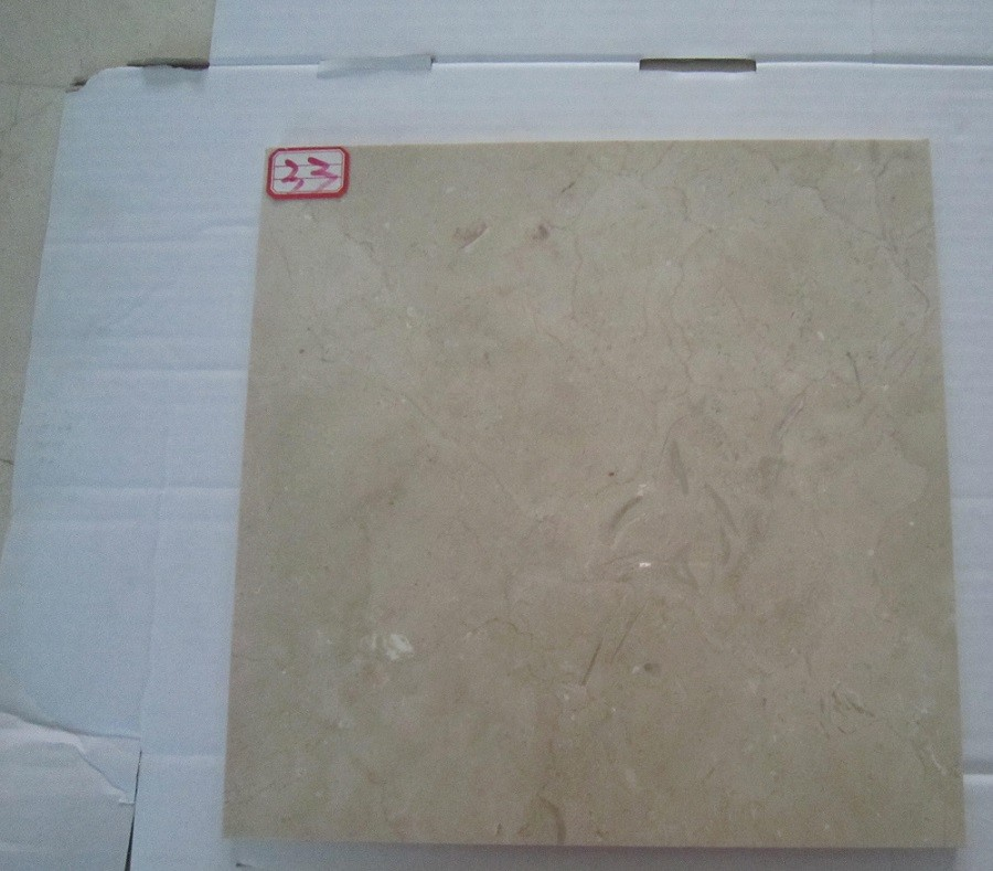 Crema Marfil Beige Yellow Marble Flooring tiles