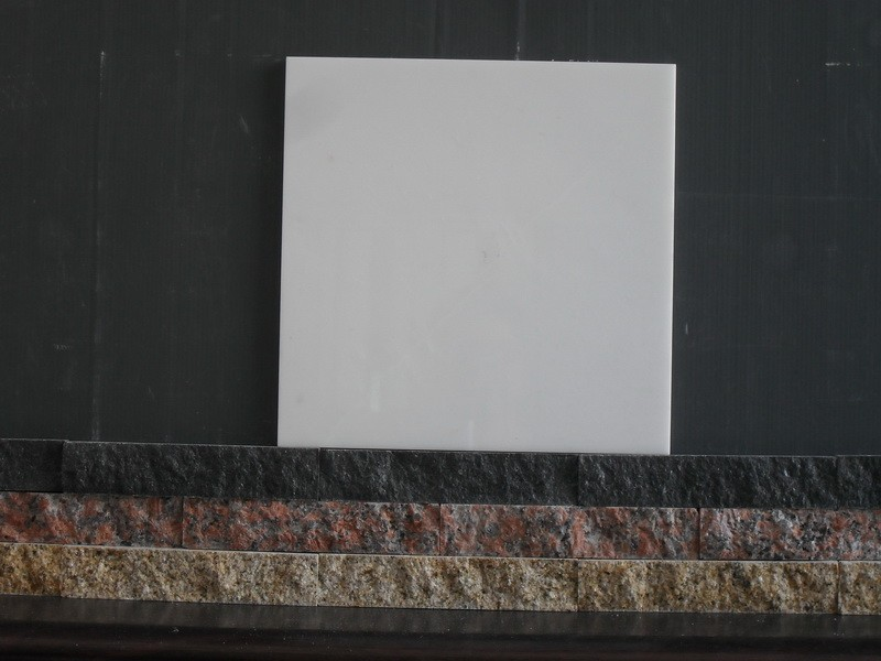 Pure White Marble for laminate flooring stone tile