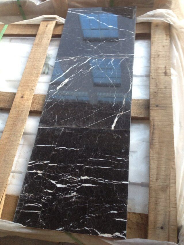 St Laurent Grey Marble for kitchen floor tiles