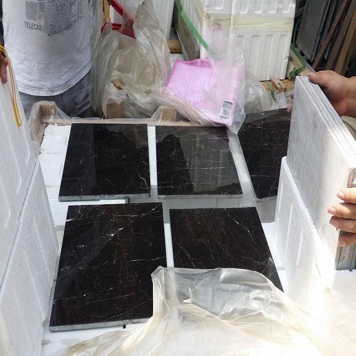 St Laurent Marble for kitchen backsplash tiles