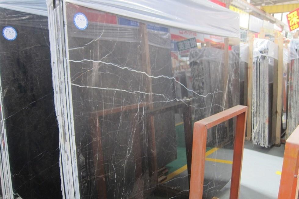 Marble Flooring Wholesale : St laurent wholesale grey marble slab countertops