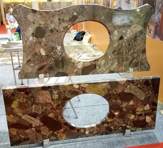 Magic Star Galaxy Kitchen Granite Vanitytop