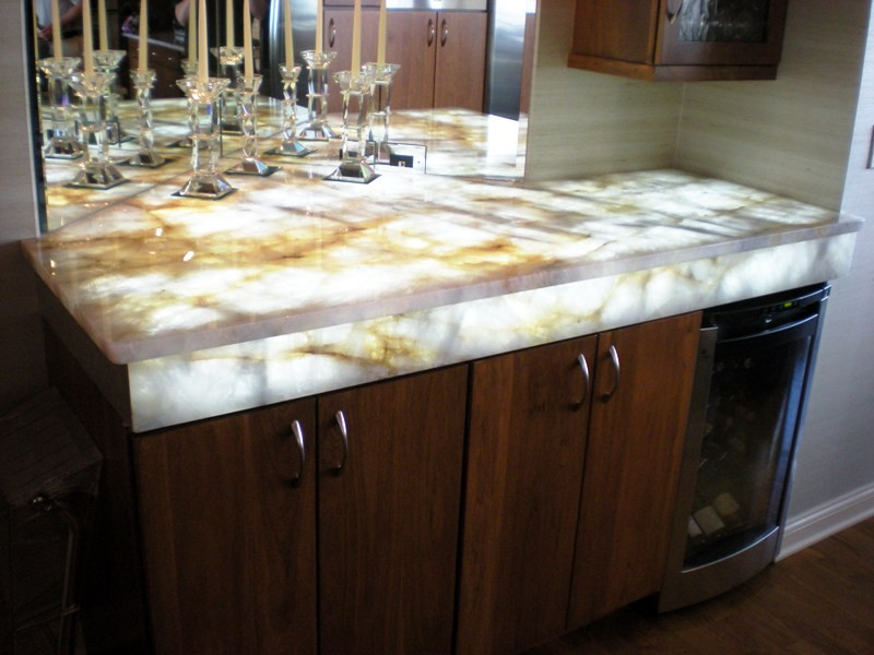 Discount Granite Countertops Kitchens : Wholesale fjord lumix kitchen granite vanitytops