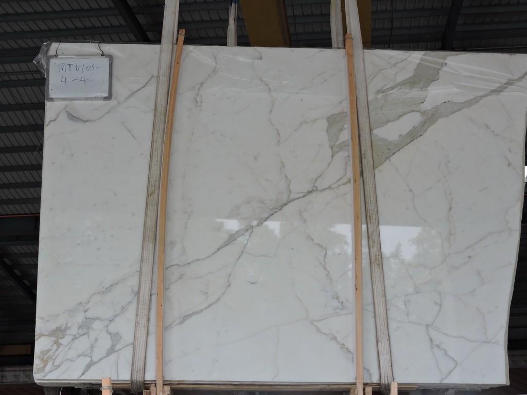 Superior Bianco Carara Volakas Marble Tile
