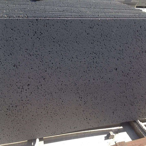 Black Basalt Lava for Outdoor Wall/Floor/Garden