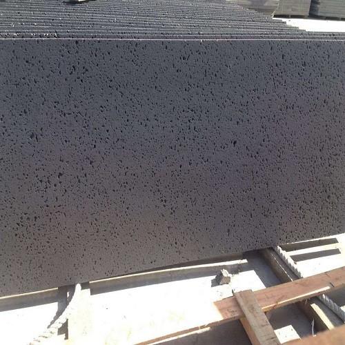 Garden Stone Black Grey Basalt / Lava Stone