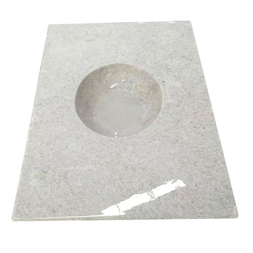 China Polished Granite Countertop / Vanity Top