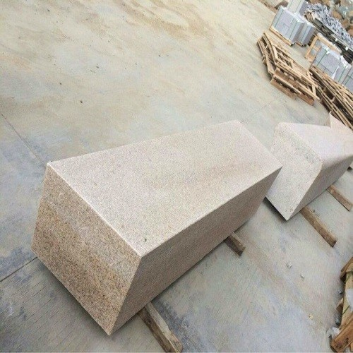 China Natural Granite Strip for Wall / Column