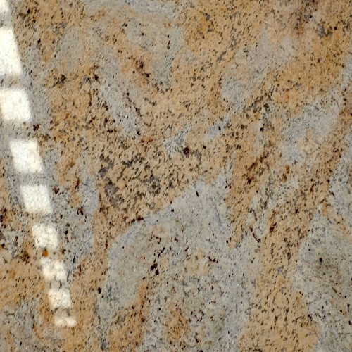 Excellent Polished Yellow Granite Slabs / Tiles
