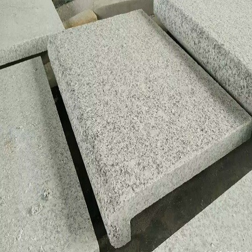 Flamed Grey Granite Tiles G603