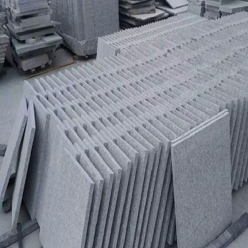 Flamed Grey Granite Tiles G603 for Paving