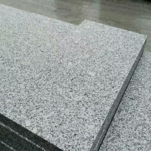 Flamed Natural Gray Granite Tiles G603
