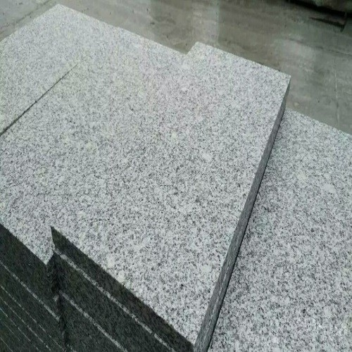 G603 Flamed Grey Granite Tile for Step Stairs