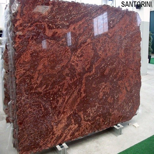 Product Red Granite : Imported red granite tile slab santorini