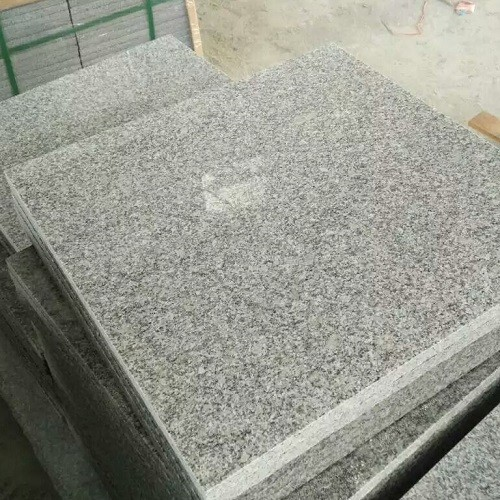 Natural Light Gray Granite Tiles