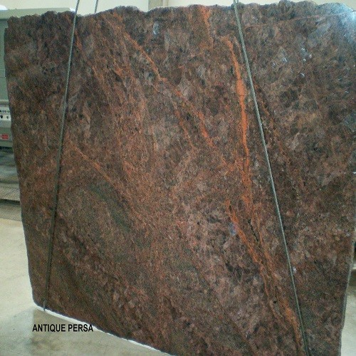 Product Red Granite : Natural red granite slab antique persa