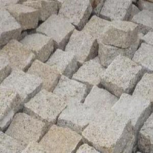 G682 Yellow Granite Paver Stone for Garden Stone