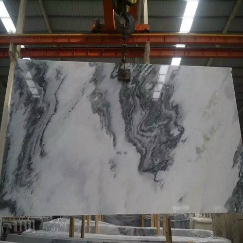 Chinese Landscape Painting Marble for Wall