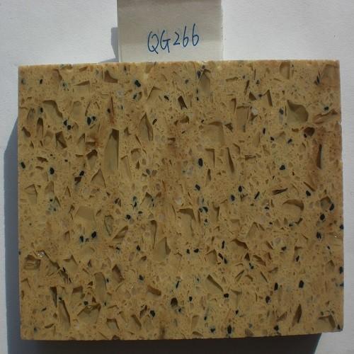 Quartz Tiles/Slabs Artificial Quartz Stone (QG266)