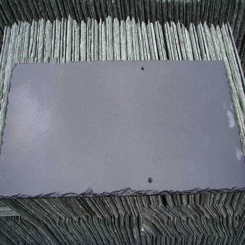 Natural Black/Grey Slate Stone Tiles for Roofing