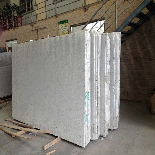 Andromeda White Granite Slabs Stone for Floor
