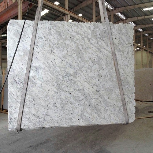 Andromeda White Granite Slabs and Tiles