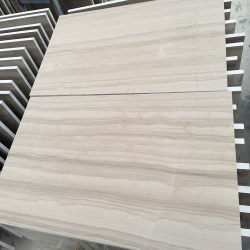 Athens Grey Wooden Marble Cut-to-Size