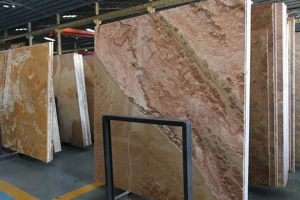 Multicolor Marble Onyx Slab for Indoor Decoration