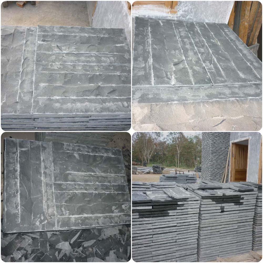 Natural Cleft Stone Basalt