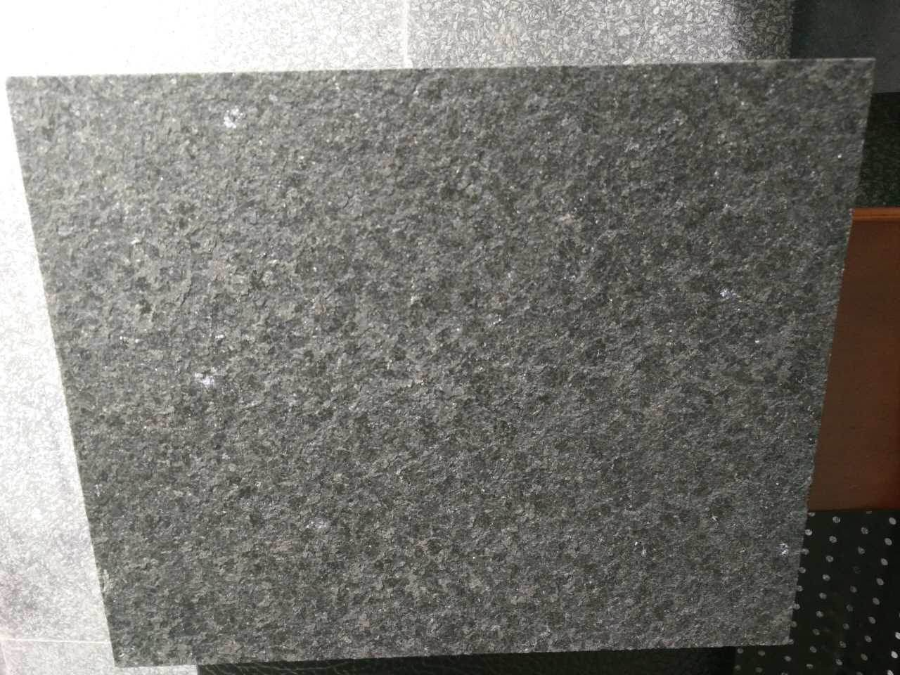Black Basalt Stone Wall : G black basalt slab for wall covering