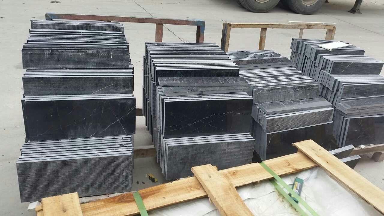 Marble Flooring Bathroom Black Marquina Marble Tiles For Bathroom Flooring