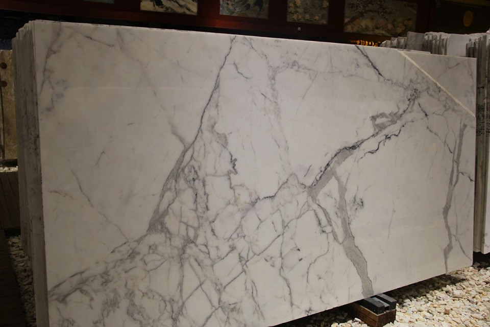 Superior Bianco Carara Marble Tiles & Slabs,Italy