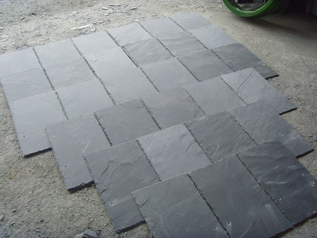 natural stone slate roofing tile