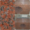 G562 maple red granite countertops