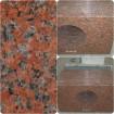 G562 maple red granite countertops