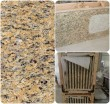 new venation gold granite countertops