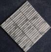 Calacatta cold bianco venato carrara mosaic tile