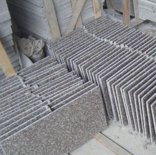 Grey G644 Granite tiles for building material