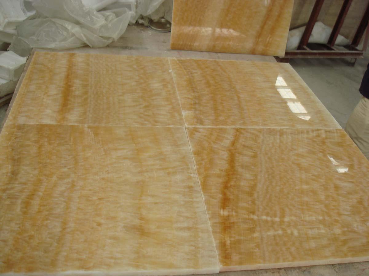 Onyx Tiles For Counters : Honey onyx tile for bathroom flooring