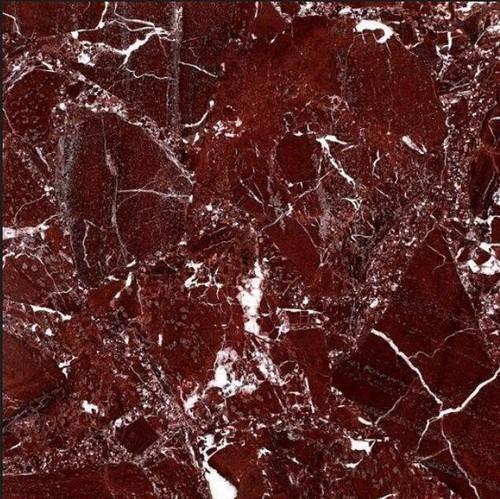 Rosso Lepanto Marble Slab Waterfall/Island /Wall
